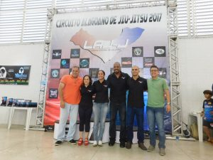 Segunda etapa do Circuito Alagoano de Jiu-Jitsu movimenta centenas de atletas
