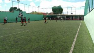 Atletas de vários estados disputam Campeonato Brasileiro de Futebol de 7 em Maceió