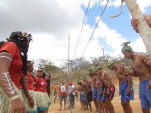 Estádio Rei Pelé recebe a segunda edição dos Jogos Indígenas de Alagoas