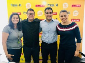 Parceria entre Procon e Selaj garante direitos de participantes do ID Jovem
