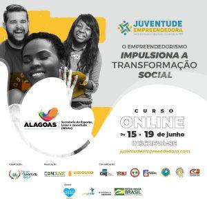 Programa Juventude Empreendedora oferece curso para jovens de três continentes