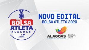 Selaj lança nova edição do edital do programa Bolsa Atleta Alagoas