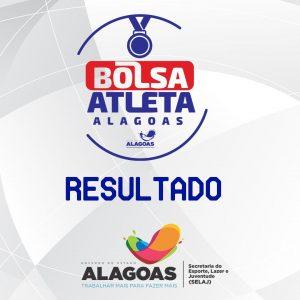 Selaj divulga resultado parcial do edital Bolsa Atleta Alagoas 2020