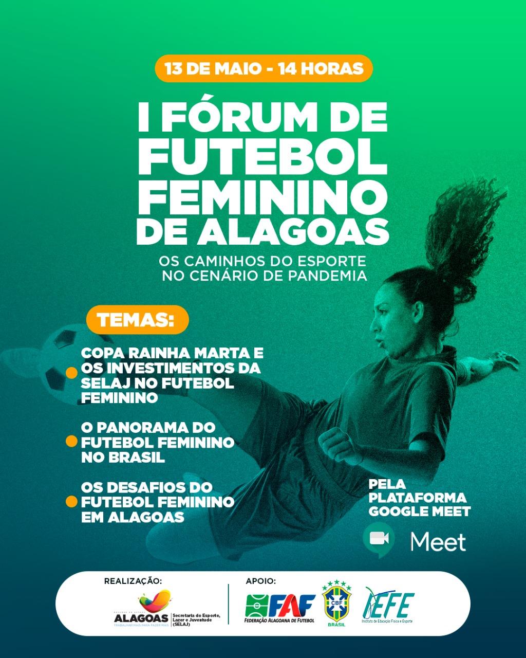 I Fórum de Futebol Feminino